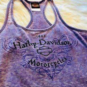 Harley Davidson Racerback Tank